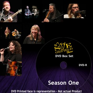Sue Orfield Show DVD Box Set